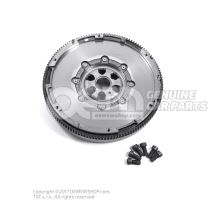SACHS Dualmass flywheel for manual gearbox