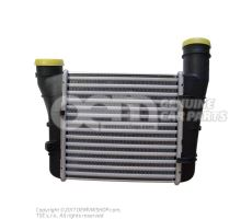 Charge air cooler 8E0145805S