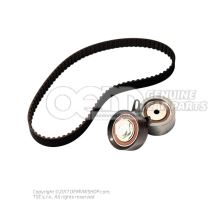 Repair kit for toothed belt with tensioning roller 059198119B