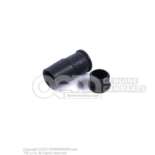 1 set: guide bushes 8V0698647