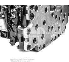 Genuine Audi mechatronic with software for 7 speed DL501 / 0B5 Gearbox 8R2927156F