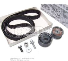 Repair kit for toothed belt with tensioning roller 078198119