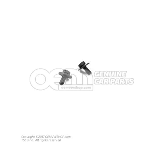 Hexagon head bolt (combi) N 0901484
