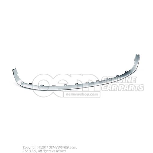 Trim strips for bumper 3T0071311