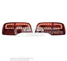 1 set tail lights 4F9052200