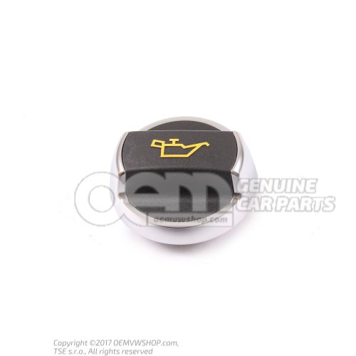 Genuine Porsche 991 oil filler cap