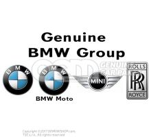 CATALOGUE BMW SERIE 3 F30/F31 1/2017