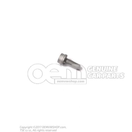 Screw with int. serrations N  91048802