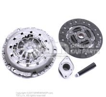 LUK Clutch kit for manual gearbox
