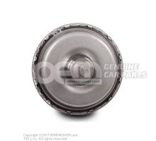 Multi-plate clutch for dual clutch gearbox 0B5141030E