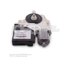 Window regulator motor * order only with color code * window regulator motor 5K0959702J Z0C