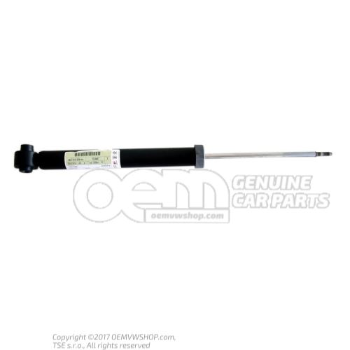 Gas shock absorber 8E0513036AL